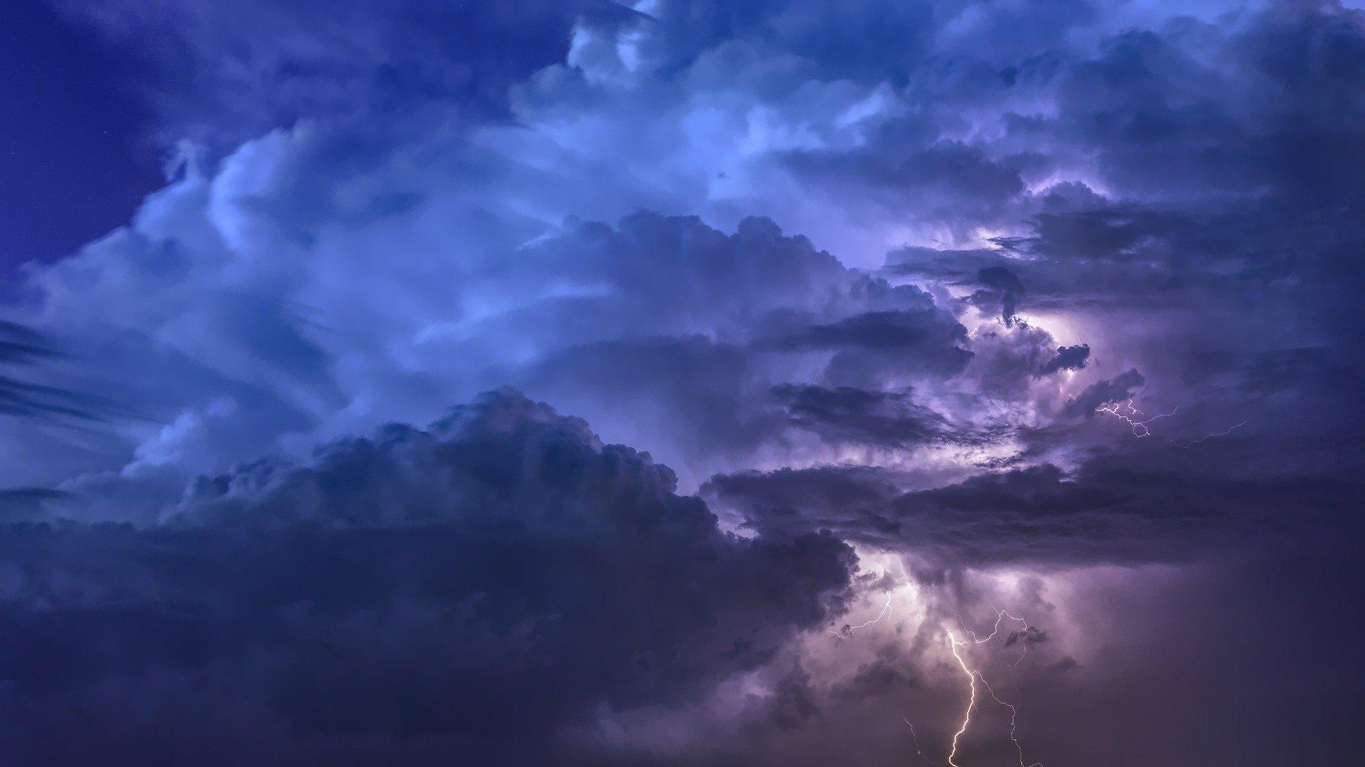 ciel brumeux